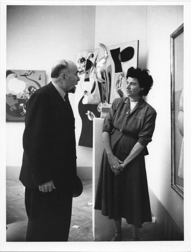© Fondazione Solomon R. Guggenheim, foto Archivio CameraphotoEpoche, donazione Cassa di Risparmio di Venezia, 2005.