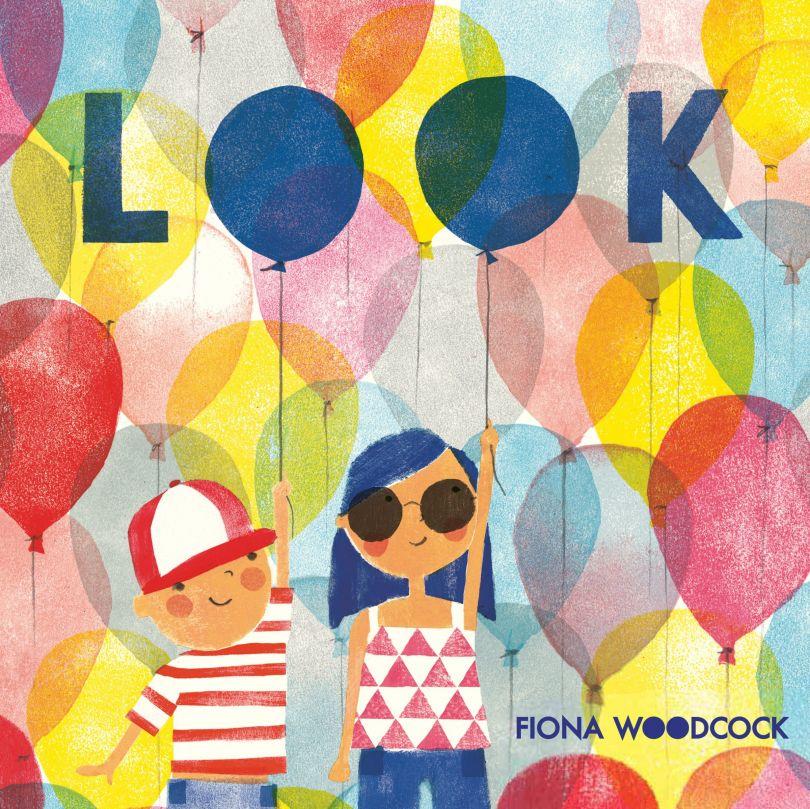 Fiona Woodcock : Look (Children's Books)
