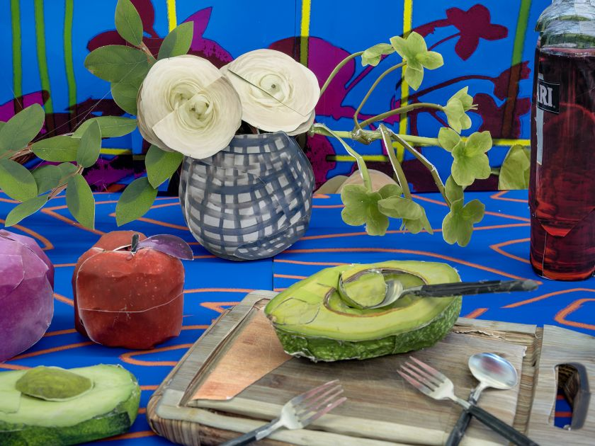 Fruits and Campari © Daniel Gordon