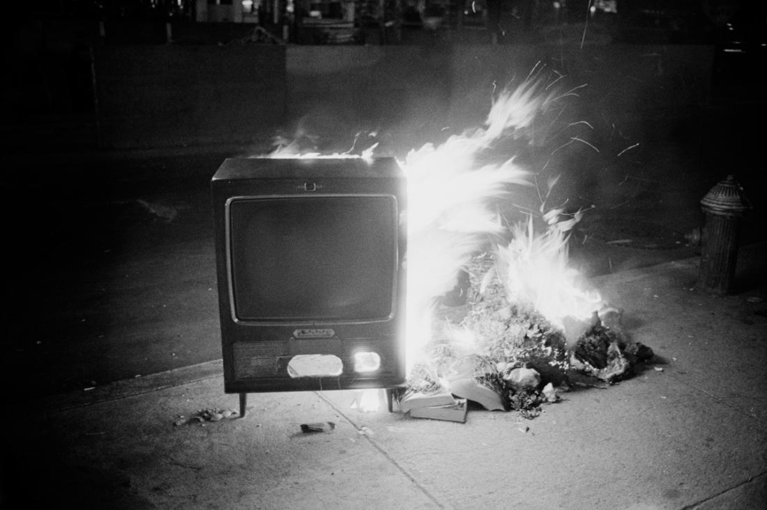 Bowery 1970 | © Edward Grazda