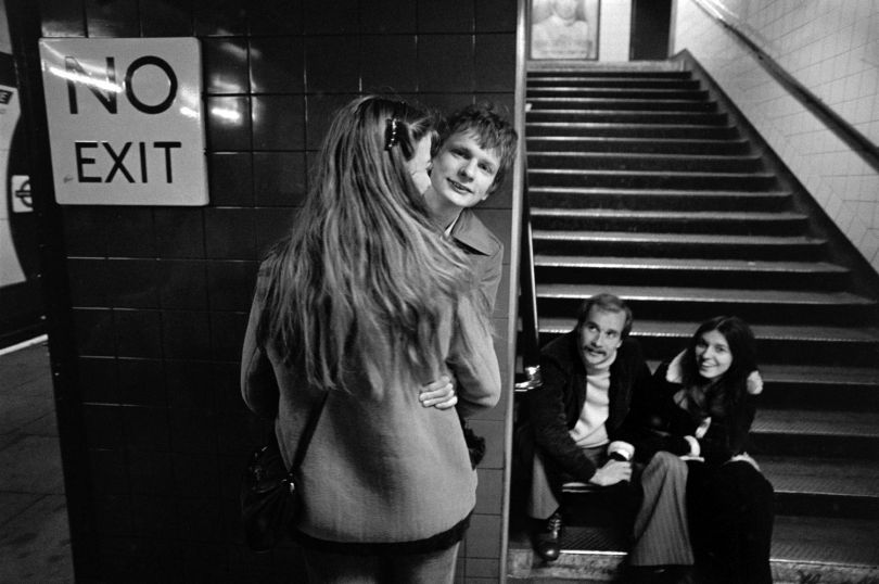 Oxford Circus 1979 © Mike Goldwater