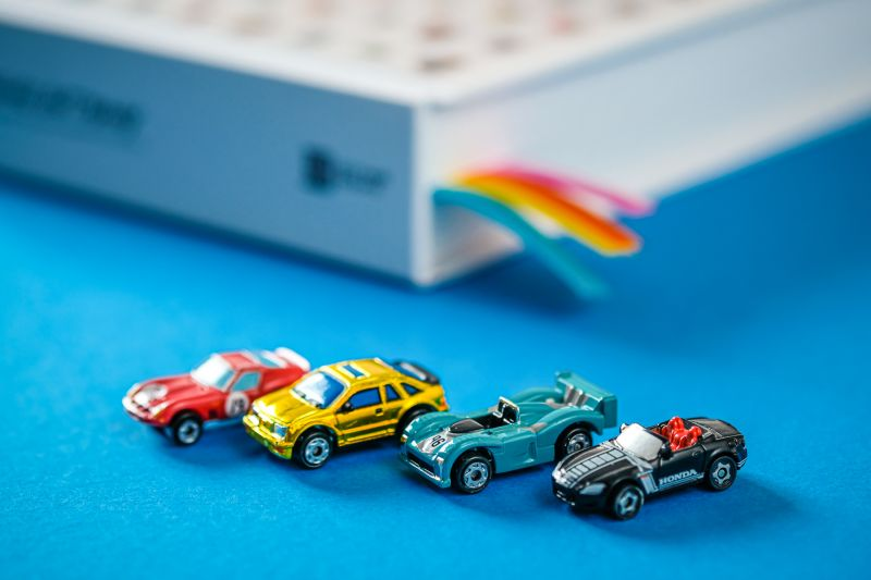 Micro but Many: an unofficial Micro Machines collection for those of us who love toy cars