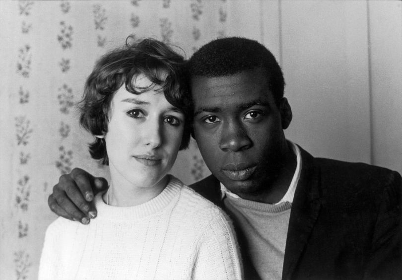 Notting Hill couple, 1967 © Charlie Phillips