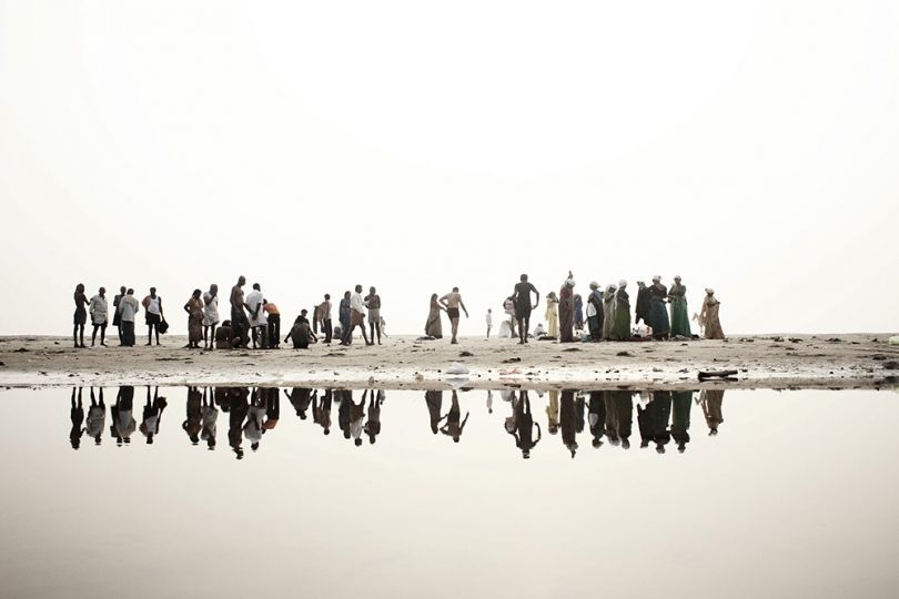 Ganges, Death of a River by Giulio di Sturco / Reportage by Getty, Italy, Shortlist, Landscape, Professional Competition, 2015 Sony World Photography Awards