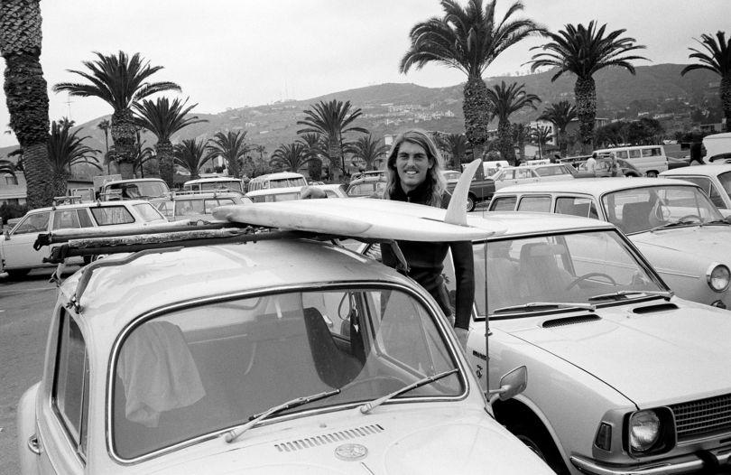 Jeff Divine, La Jolla Shores, CA 1970. Photo © Jon Foster