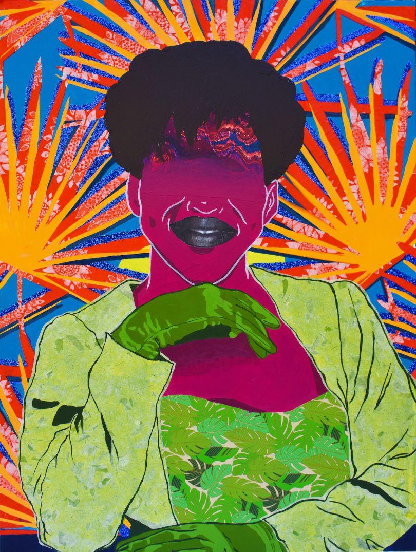 Cydne Jasmin Coleby Heir Lesley (Her Mudda's Shadow), 2021