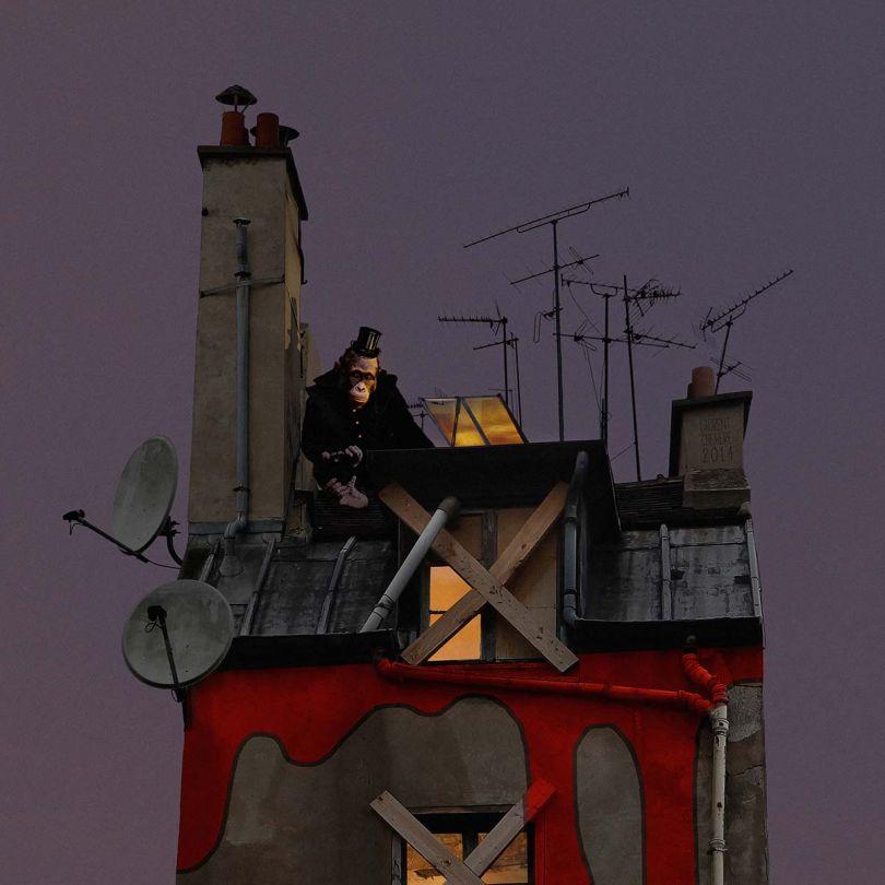 Red (Detail) © Laurent Chéhère