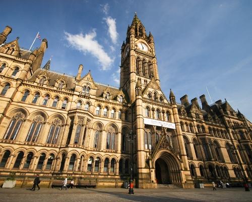 Manchester / Shutterstock.com