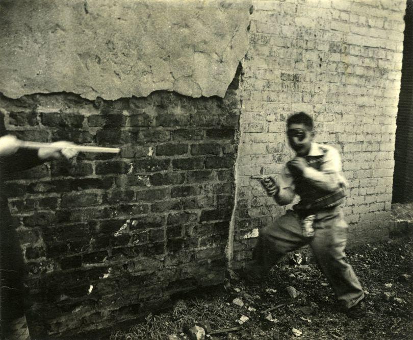 Sid Grossman, New York Recent, 1947/48