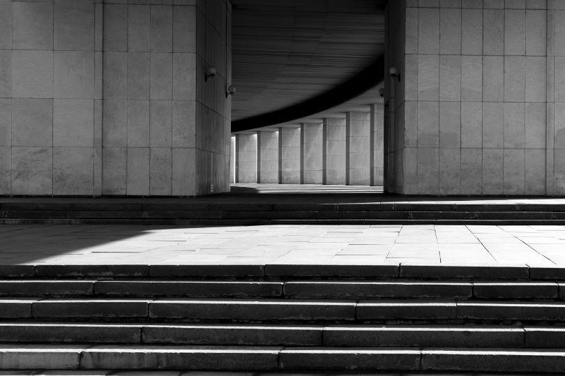 Victory Park. Copyright: © Mikhail Zamkovskiy, Russian Federation, Shortlist, Professional, Architecture (Professional competition), 2018 Sony World Photography Awards