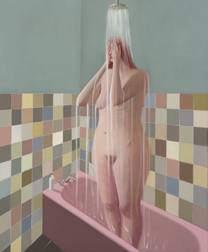 Prudence Flint Shower, 2016