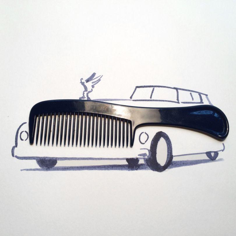 Rolls Royce, Sunday Sketch, 2015