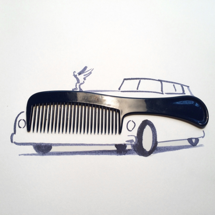 Rolls Royce, Sunday Sketch, 2015