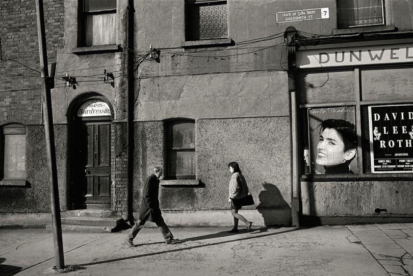 Dublin, 1991 © Krass Clement courtesy RRB PhotoBooks