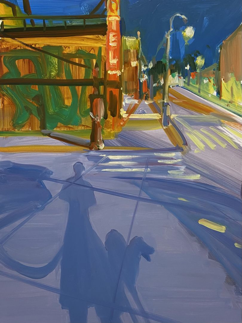 'otel, 2021 © Deborah Brown. Courtesy of Anna Zorina Gallery