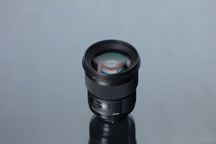 Sigma 50mm f-1.4