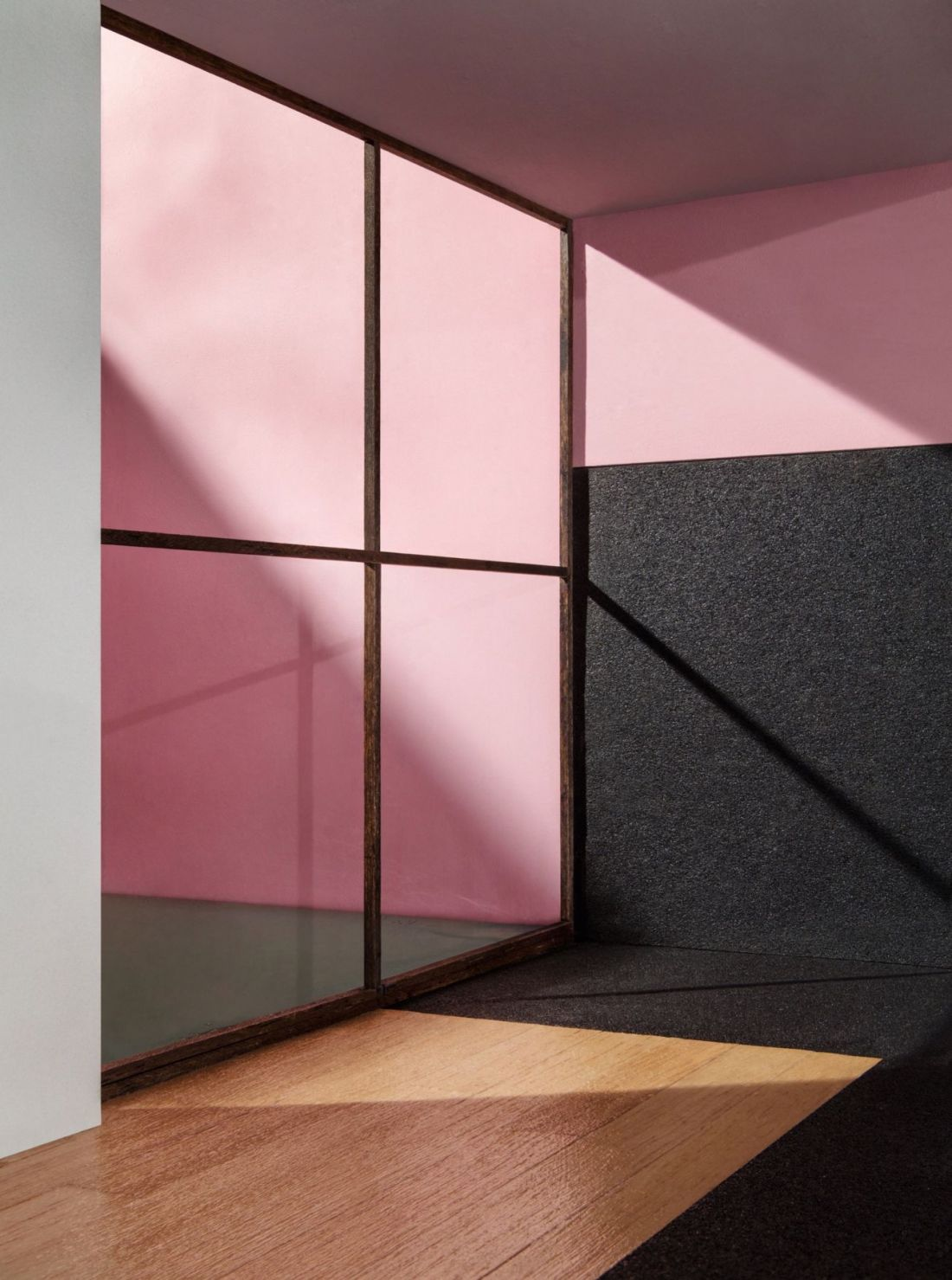Reception Room, 2017© James Casebere