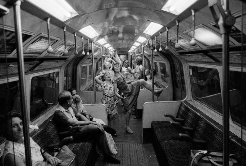 Northern Line 1974 © Mike Goldwater