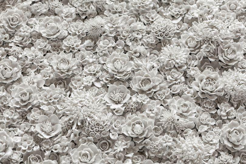 Ai Weiwei Blossom, 2014 Detail Porcelain, Ai Weiwei Studio
