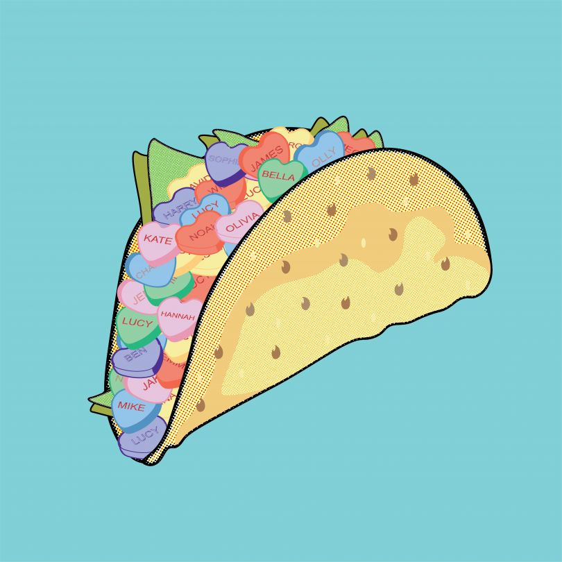 I Don't Want to Taco 'Bout It © Natalie Wong