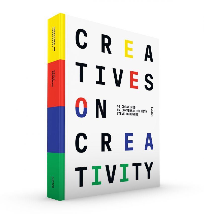 Creatives on Creativity, cover