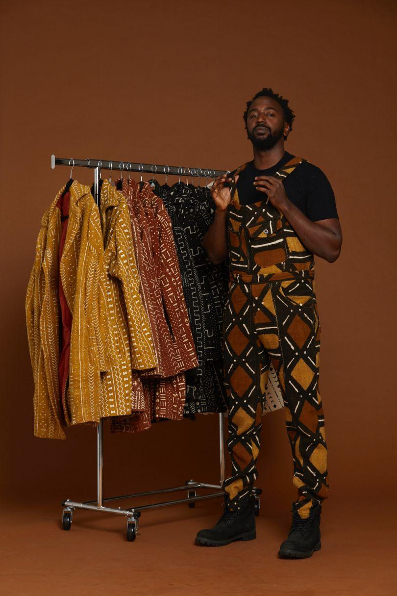 Ade Dehye Founder, Akintunde (Tunde) Ahmad. Photographer: Darrin Baldridge.