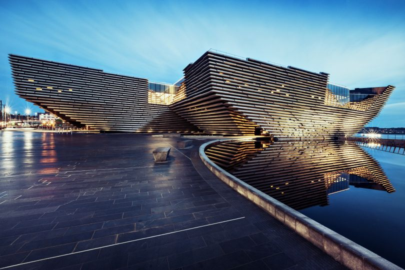 Image courtesy of V&A Dundee. Photograph by Ross Fraser McLean