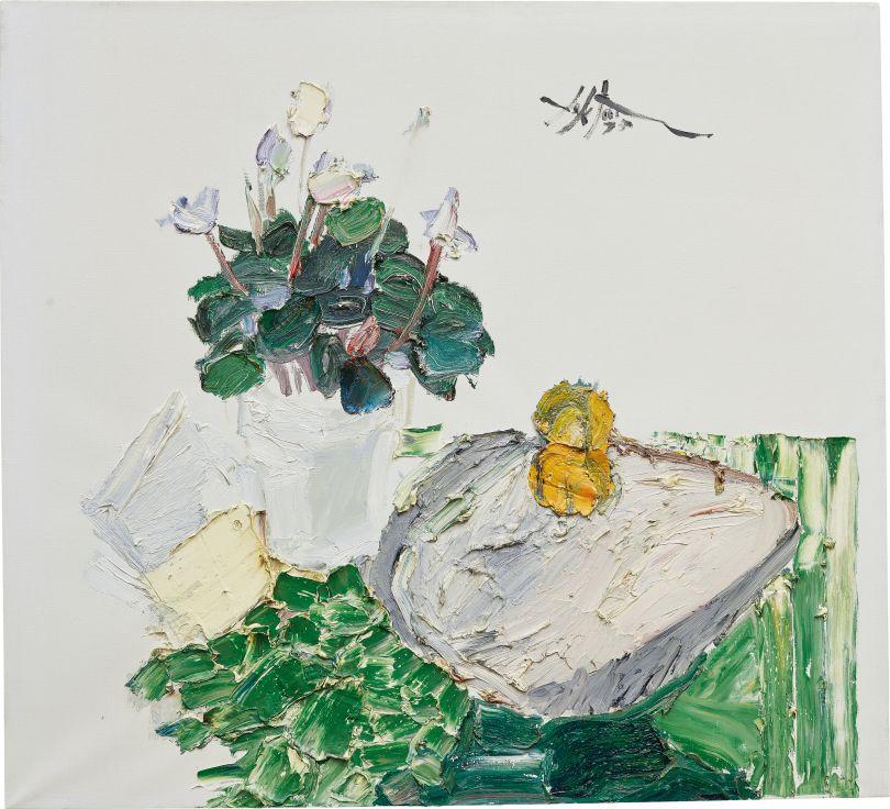Manoucher Yektai, Untitled, 1975