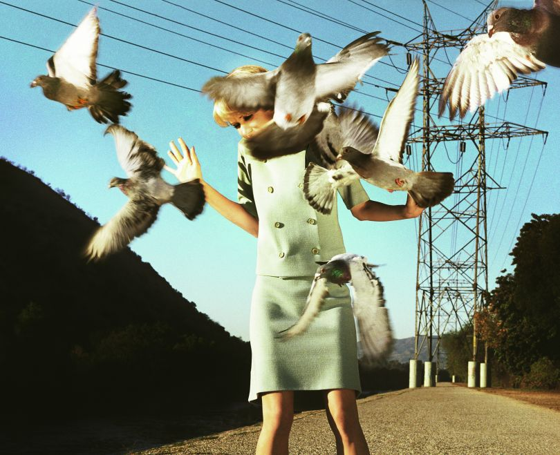 The Big Valley: Eve, 2008 © Alex Prager Studio and Lehmann Maupin, New York and Hong Kong. Courtesy Alex Prager Studio, Lehmann Maupin, New York and Hong Kong.