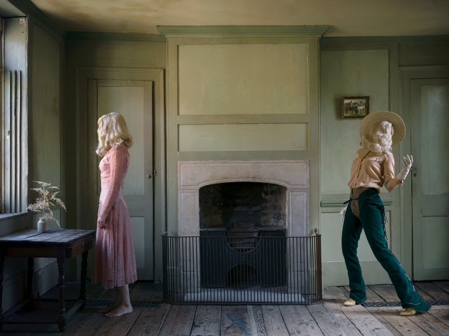 She Could Have Been A Cowboy © Anja Niemi, The Little Black Gallery