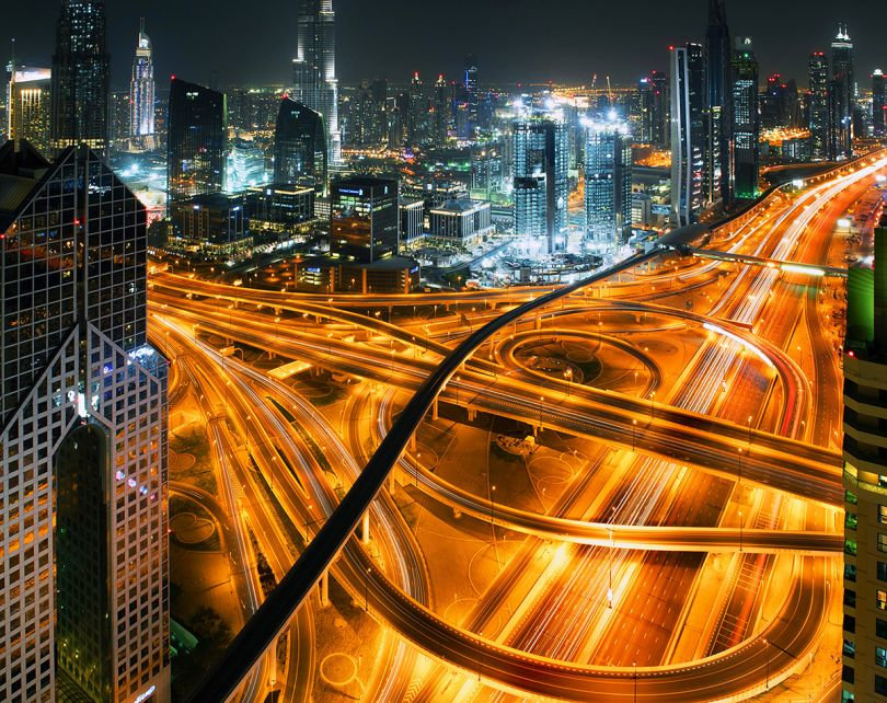 'The Intersection' by PhillippMinnis/Photocrowd.com - Dubai
