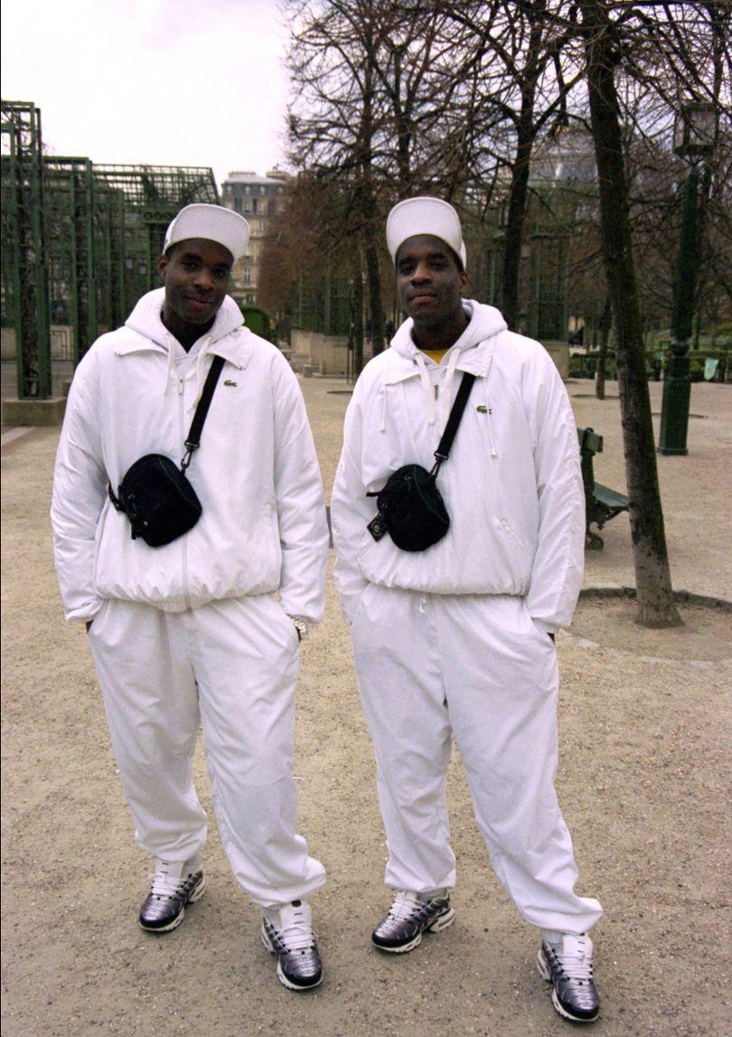 Mohamed Bourouissa NOUS SOMMES HALLES, 2002-2003 In collaboration with Anoushkashoot © Mohamed Bourouissa, Kamel Mennour, Paris & London and Blum & Poe, Los Angeles