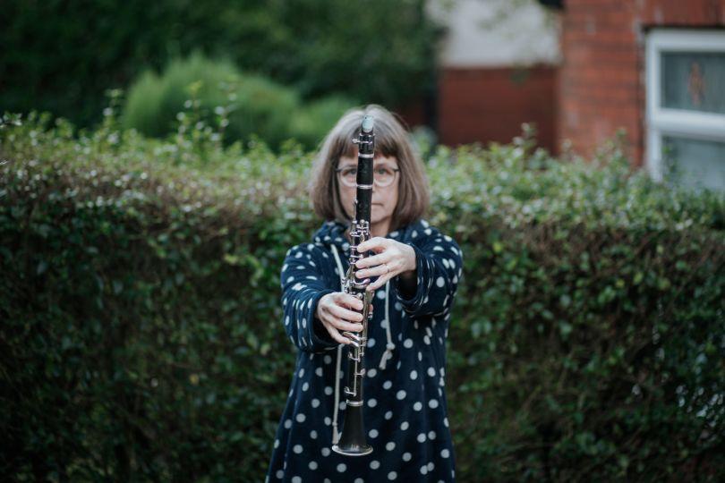 Geraldine Green © Marge Bradshaw