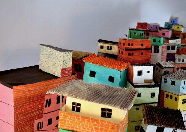 Favela Life by Lucy Waldman   Credit: © Lucy Waldman