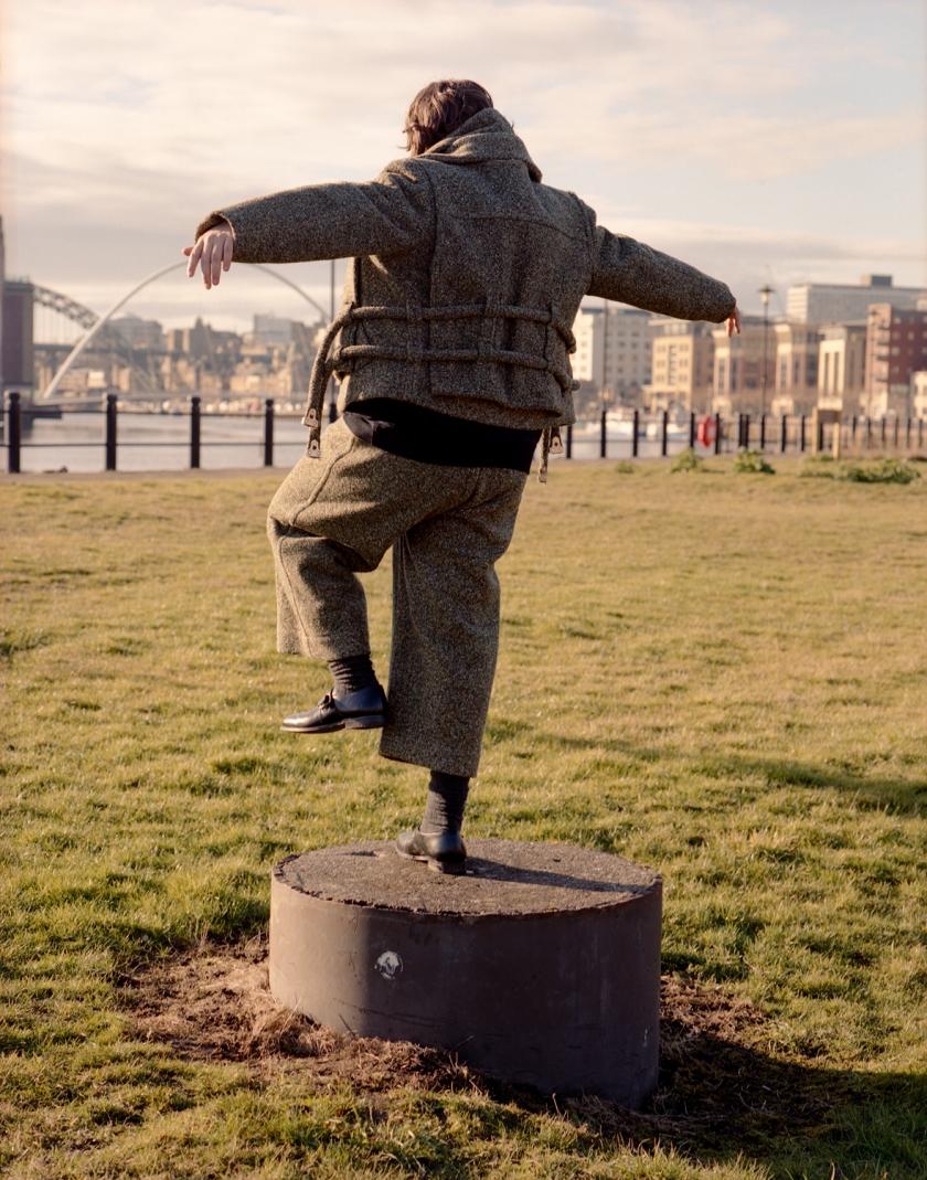 Harry in Newcastle © Kuba Ryniewicz