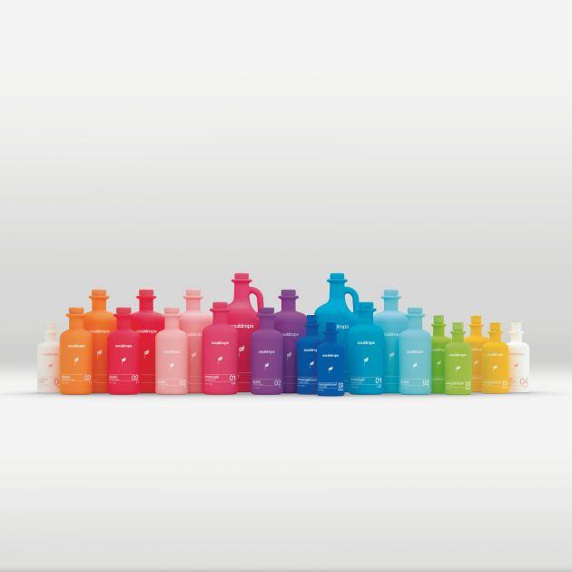 Souldrops Detergent by Réka Baranyi