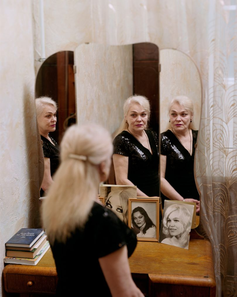 Alec Soth, Galina. Odessa, 2018, from the series: I Know How Furiously Your Heart Is Beating © Alec Soth / Magnum Photos