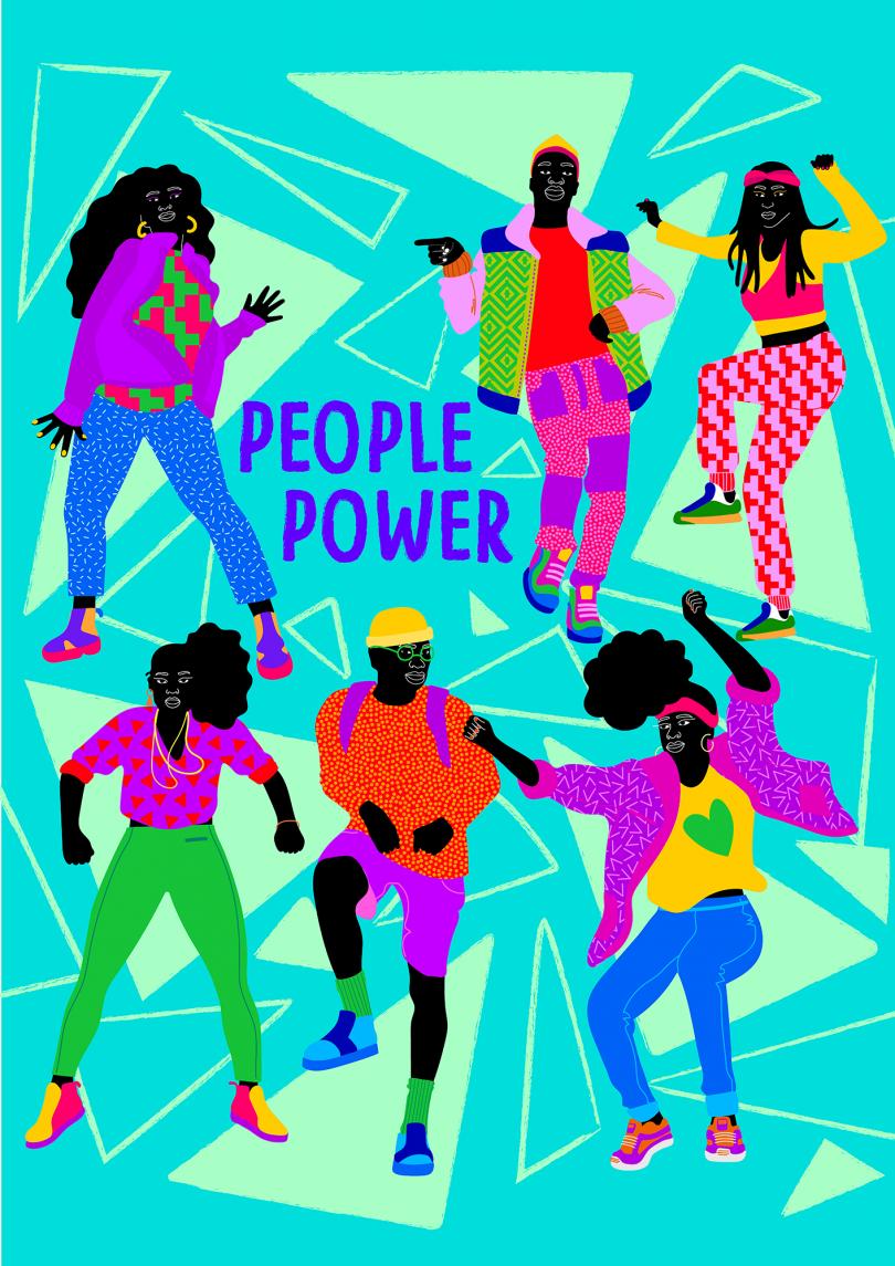 People Power for The California Endowment © Aurélia Durand