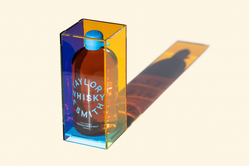 Taylor & Smith Whisky Packaging & Launch Campaign | Direction & Design: Megan Perkins | Photo: Jesse Hunniford
