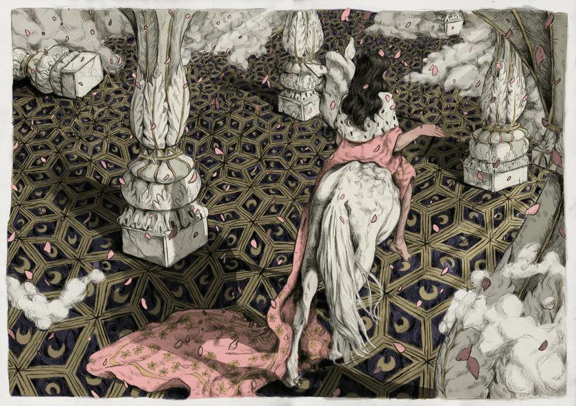 The Queen Returns © Julia Plath