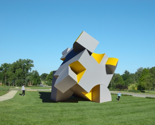 The Public Sculpture - © Michael Jantzen