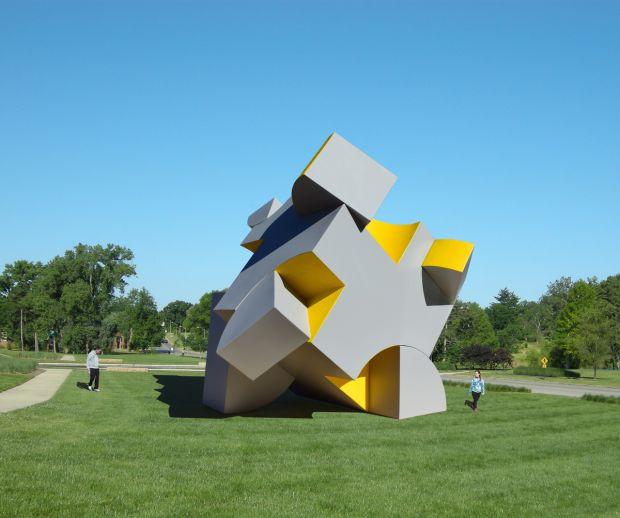 The Public Sculpture - © Michael Jantzen
