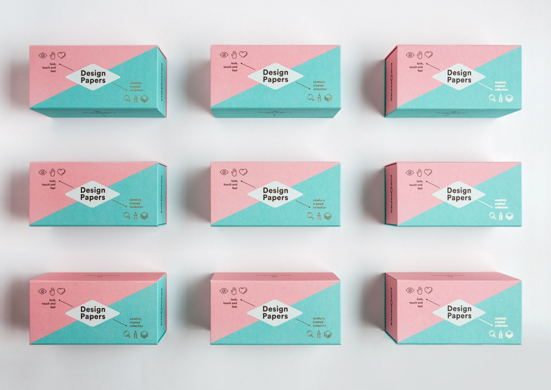 Its Main Target Is Graphic Design Industry Professionals But With A Pastel Ice Cream Inspired Colour Palette