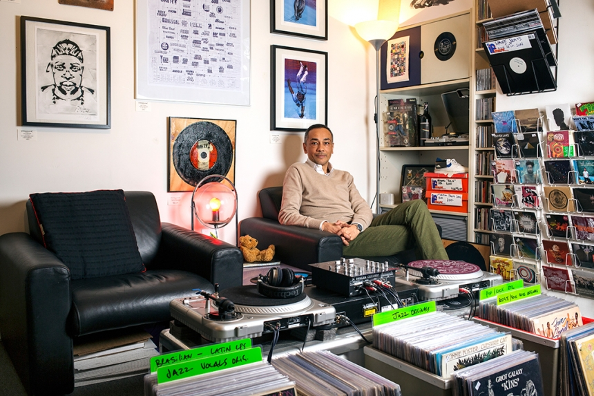Jean Claude – music producer, DJ and owner of IfMusic, London