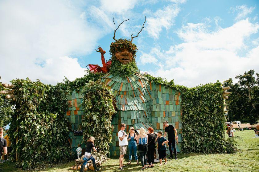 Green Man 2021 – Green Man 2021. Photography by Nici Eberl