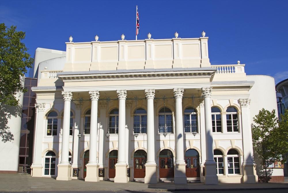 Theatre Royal Nottingham. Image Credit: [Shutterstock.com](http://www.shutterstock.com)