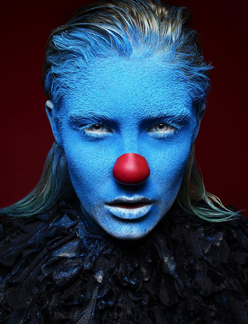 Clowning Around, HungerTV, 2018 © Marco Antonio X Rankin