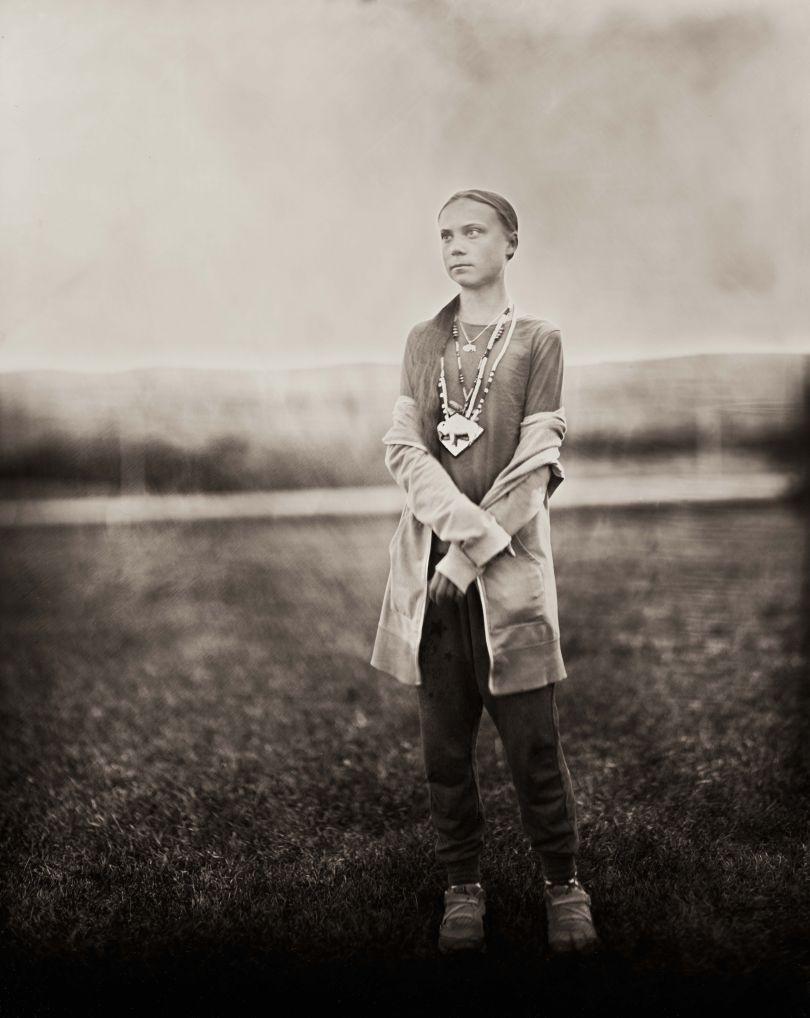 Greta Thunberg © Shane Balkowitsch
