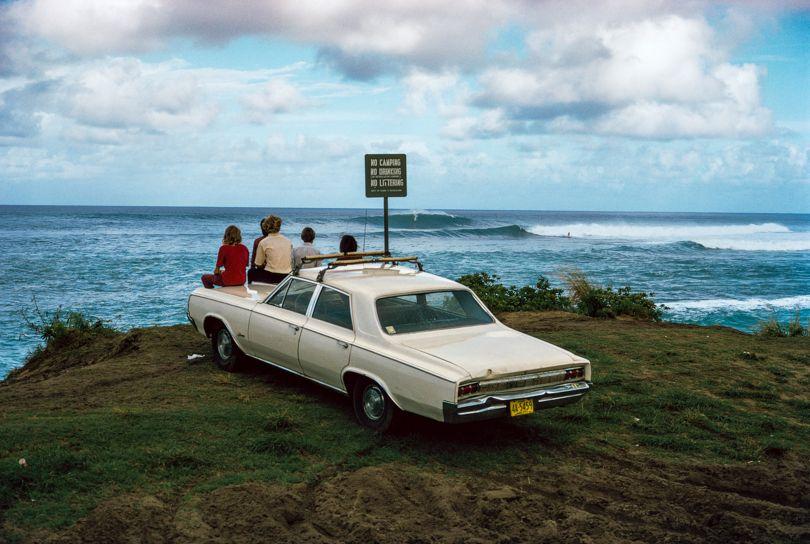 Sunset Beach 1972 – Photo © Jeff Divine