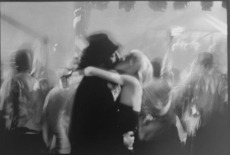 On set of 24 Hour Party People © Amelia Troubridge
